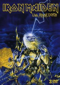 Cover Iron Maiden - Live After Death [DVD]